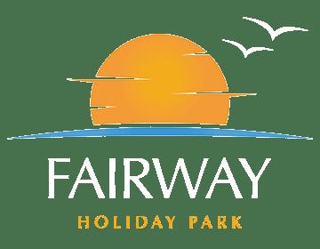 Fairway Holiday Park Isle Of Wight Logo Light