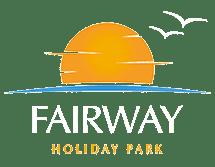Fairway Holiday Park Isle Of Wight Logo White